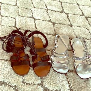 Zara sandal bundle
